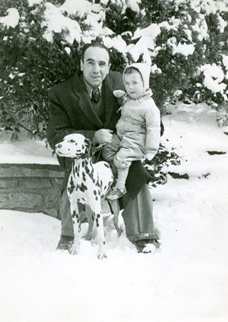 Henry Carter survived 2 ½ years in Auschwitz Buna. After the war, Henry married a woman he met in the camp named Anna. <br><br>The couple and their children immigrated to Cincinnati in 1947. Shortly after arriving, Henry opened a successful discount clothing store in Erlanger, Kentucky.<br><br>Photo courtesy of The Center for Holocaust and Humanity Education