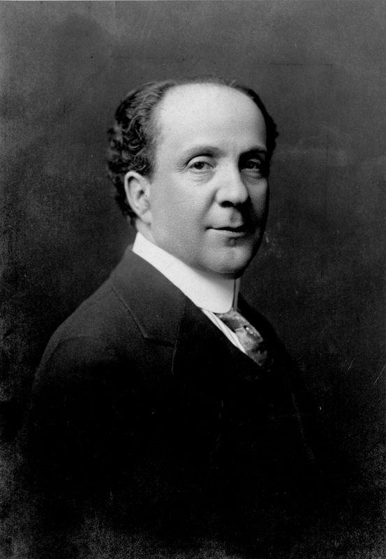 Boris Bogen, Director of the United Jewish Charities of Cincinnati, 1904-1917, and founder of the School of Jewish Social Service. <br><br>Courtesy of The Jacob Rader Marcus Center of the American Jewish Archives, Cincinnati, Ohio.