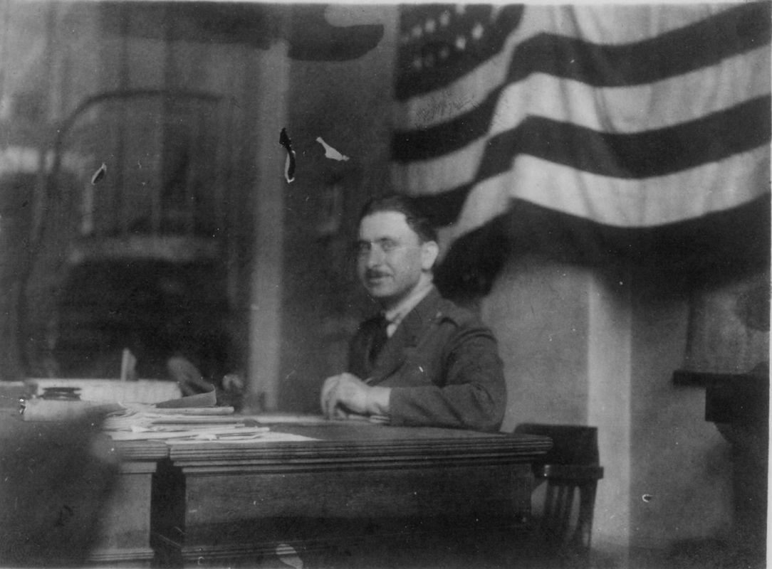 Courtesy of The Jacob Rader Marcus Center of the American Jewish Archives, Cincinnati, Ohio.
