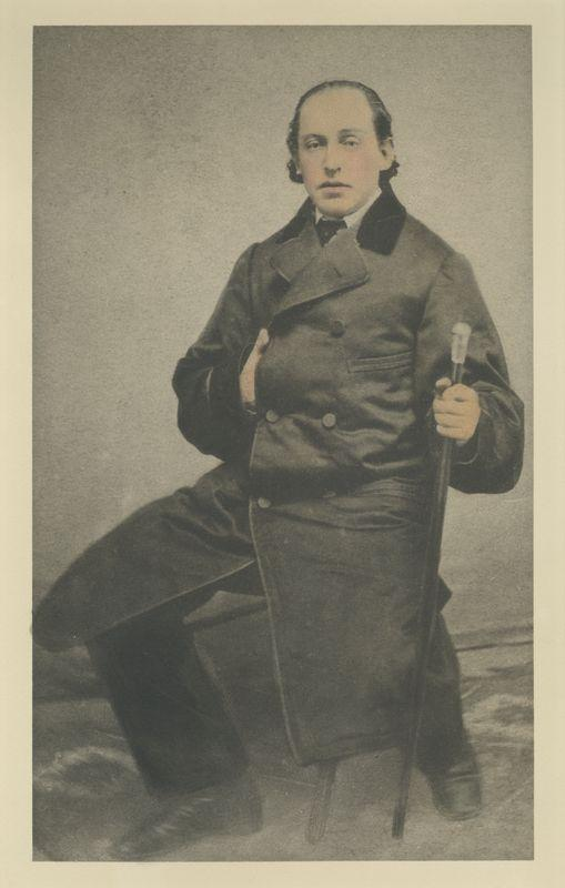 Isaac M. Wise (1819-1900). <br><br>Courtesy of The Jacob Rader Marcus Center of the American Jewish Archives, Cincinnati, Ohio.